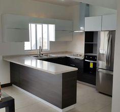 Small Kitchen Cabinet Design, Simple Kitchen Design, Kitchen Cupboard Designs, Kitchen Room Design, Modern Kitchen Cabinets, Kitchen Layout, Home Decor Kitchen, Interior Design Kitchen, Best Kitchen Designs