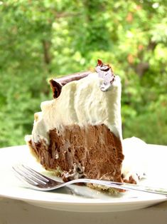 Chocolate Mousse Pie > Willow Bird Baking