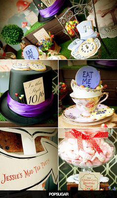 We love this baby shower inspiration.