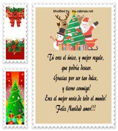 Lindos Mensajes De Navidad Para Mi Novio Mensajes De Navidad Para