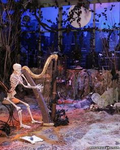 "See the ""A Very Special Performance"" in our Halloween Decorations from the Show gallery"