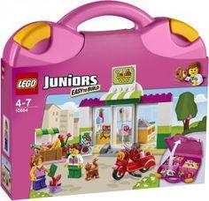 LEGO Juniors 10684 - Supermarkettisalkku