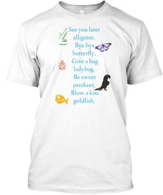 See you later alligator | Teespring