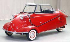 ·1958 Messerschmitt KR-200 Convertible