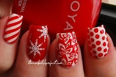 LOVE to do this!! Love to do nails!!