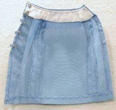 Transforming Perestroika Basic Skirt Patterns