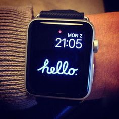Apple Watches : hello New Apple Watch Custom face. Check website in bio to downl. - Best of Wallpapers for Andriod and ios New Apple Watch, Apple Watch Series 2, Ladies Apple Watch, Cheap Watches For Men, Cool Watches, Men's Watches, Ladies Watches, Affordable Watches, Apple Watch Custom Faces