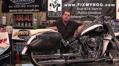 Harley Davidson Maintenance Tips: Touring Motorcycles - Winter Storage