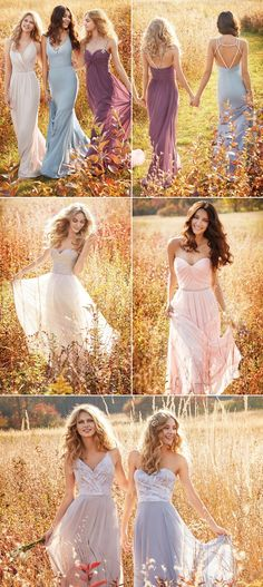 Hayley Paige Occassions Bridesmaid Dresses
