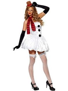 sexy snowman womens costume womens christmas costume at wholesale prices halloween costume ideas snowman costume