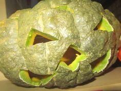 Homemade pumpkin