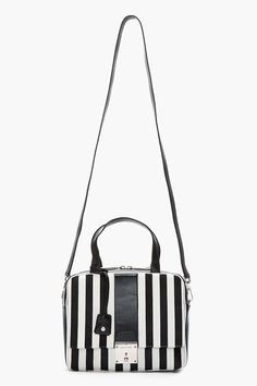 Marc Jacobs is all about the black & white trend this season