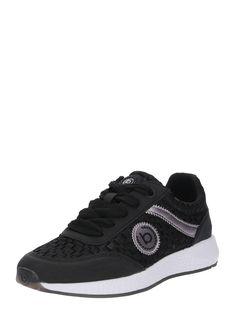 Damen Bugatti Sneaker Pump schwarz weiß   - Kategorie  Damen  SchuheSneakerSneaker LowSneaker Material  Textil  Material  Weiteres  Material  Absatzart  Ohne ... 765ad6461d