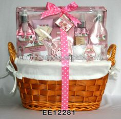 Pampering Spa Gift Basket | GiftGiv Collection - Gift Baskets ...
