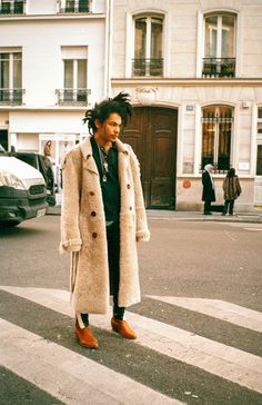 "saii-seii: "" Luka Sabbat in Paris Shot by @jakehateley​ """