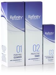 FREE Refinity Skin Science Skin Care Sample on http://www.icravefreebies.com/