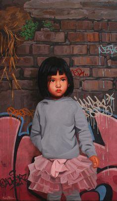 Foto-realism uimitor în tablourile lui Kevin Peterson | 21art