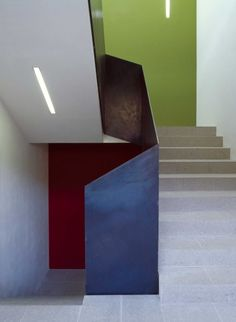 Stairs as graphics