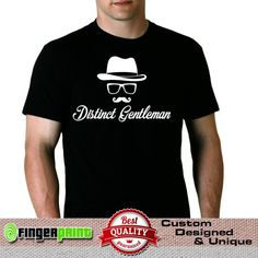 DISTINCT GENTLEMAN designer men vespa motorcycle retro vintage scooter TSHIRT #FingerPrint #GraphicTee
