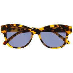 Selima Sun® for J.Crew Belle sunglasses ❤ liked on Polyvore