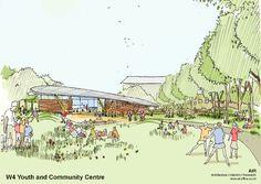 Community Centre Design www.airoffice.co.uk