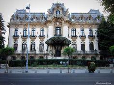 Palatul Cantacuzino | Update Your Journal