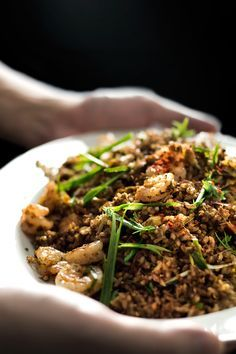 Dirty thai fried rice food and cocktails вкусняшки Rice Recipes, Seafood Recipes, Asian Recipes, Cooking Recipes, Healthy Recipes, Thai Recipes, Indonesian Recipes, Orange Recipes, Chinese Recipes