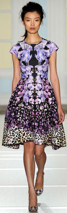 Woman top - dress 16 - Spring 14