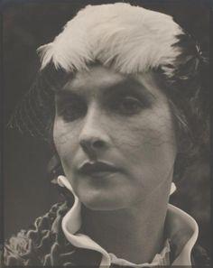 Josef Breitenbach- Portrait of the  actress Sybille Binder, Munich, Before 1933, Gelatin silver print© The Josef Breitenbach Trust