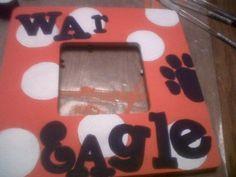 War Eagle Frame