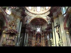 Virtual tour - St. Nicholas Church - Old-Town Square - Prague - YouTube