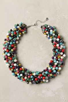 Wreathed Splendor Necklace from Anthropologie - $178.00