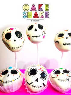 Cake Shake by Mariel Olvera Cake Pops, Shake, Desserts, Food, Party, Cake Pop, Tailgate Desserts, Smoothie, Deserts
