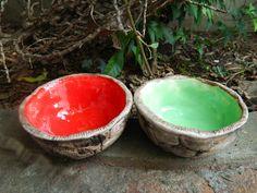 bowls pequeño para postre