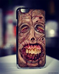 Macabre Smartphone Cases That Will Make Your Hair Stand