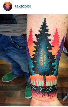 Giena Todryk taktoboli tattoo