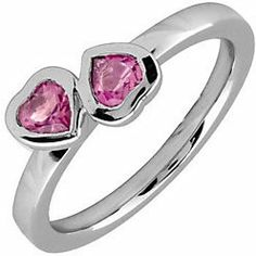 Pink tourmaline #jewelry #valentinesday #shopstyle #ssCollective #afflink