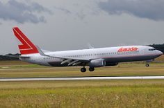 Austrian Airlines retires the last Boeing 737