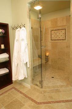 Shower for Master Ensuite Bathroom