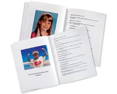 Make an Encyclopedia of Cousins and put all of their pictures and a list of questions that they answer.  What a cute idea!