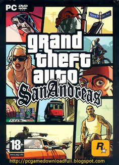 Get ready for your biggest game play yet with Grand Theft Auto: San Andreas Pre-Owned (PlayStation This game is compatible with PlayStation 3 consoles. This game is suitable everyone 17 and up. Grand Theft Auto: San Andreas Pre-Owned PlayStation 3 Gta San Andreas Xbox, San Andreas Game, Playstation 2, Grand Theft Auto, Deutsche Girls, The Lord Of The Rings, Free Pc Games, Candy Crush Saga, Info Board