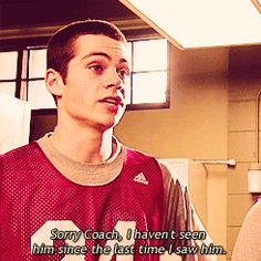 funny teen wolf pictures | teen wolf quote | Tumblr
