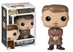 Pop! TV: Game of Thrones - Petyr Baelish | Funko
