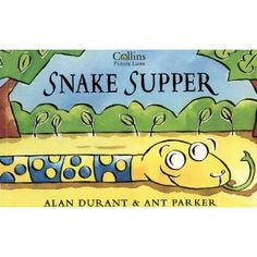 I love this -a clever picture book. Was one of my fall-back books for story time when I was Children's Librarian. Sadly now out of print and no longer in stock in my library!