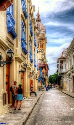 Cartagena, Colombia | Flickr - Photo by szeke
