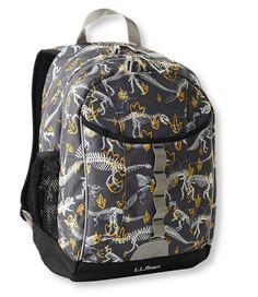 Kids' Bean's Explorer Backpack, Print | Free Shipping at L.L.Bean