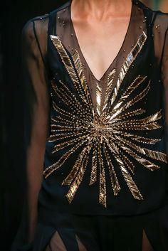 Schiaparelli Fall 2015 Couture - Details - Gallery - Style.com