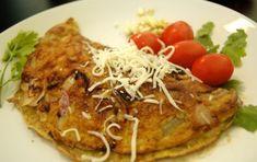 Frittata di ceci al forno - Una ricetta veloce per un secondo piatto gustose, ideale anche per deliziosi antipasti!