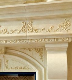 Villa Milano-beautiful detail in Old World style mantelpiece. Woodland Park, Old World Style, Colorado Springs, Fountain, Villa, Detail, Gallery, Beautiful, Design