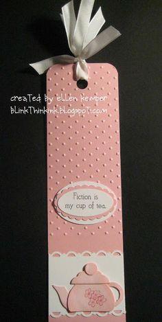 Blinkin', Thinkin', & Inkin': Cup of Tea
